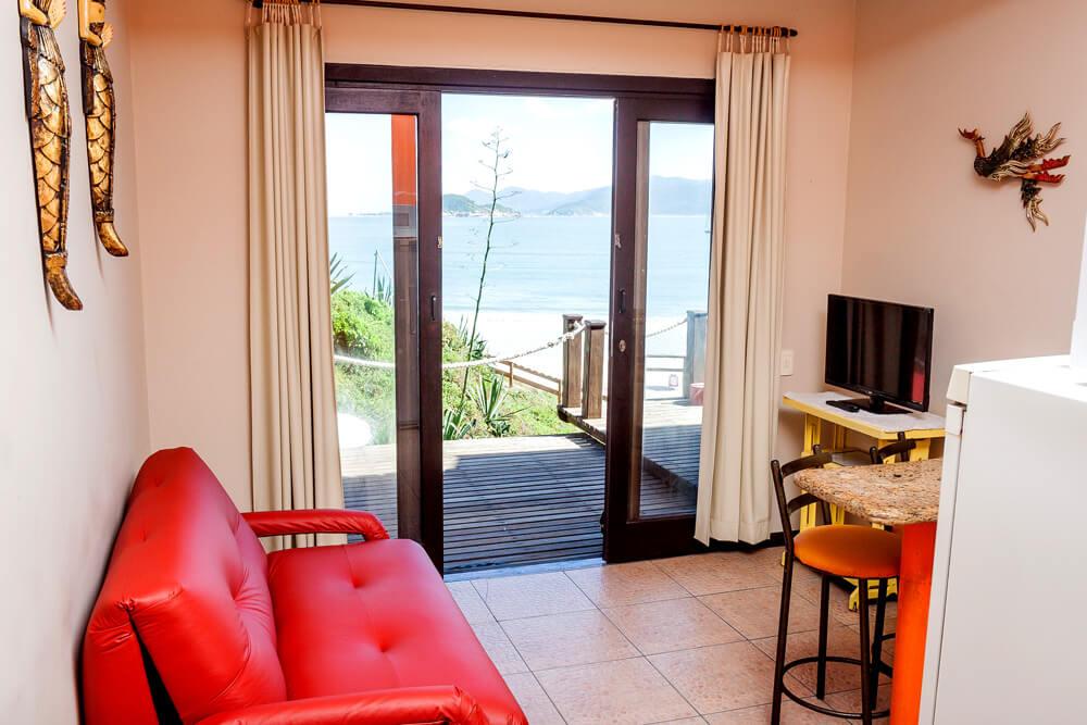 Residencial Rosauros - Pousada Praia de Cima - Pousada Pinheira - Apartamento Bali