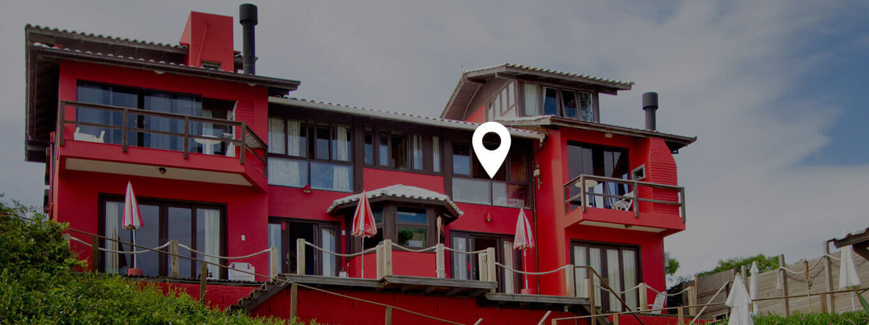 Residencial Rosauros - Pousada Praia de Cima - Pousada Pinheira - Apartamento Rustico