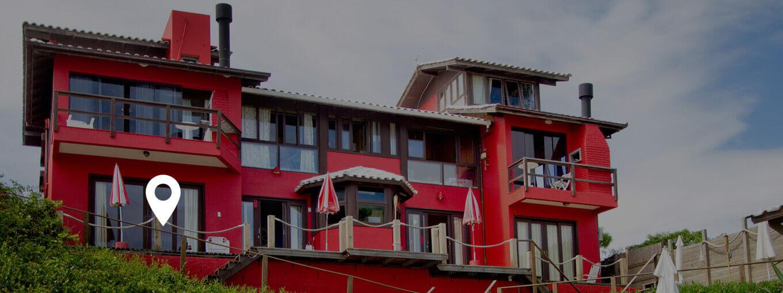 Residencial Rosauros - Pousada Praia de Cima - Pousada Pinheira - Apartamento Tropical