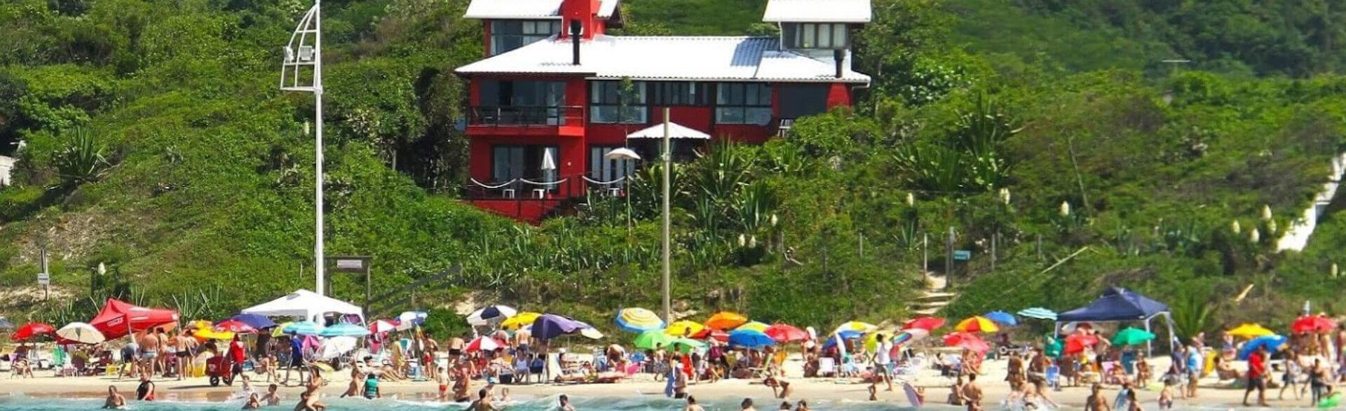Residencial Rosauros - Pousada Praia de Cima - Pousada Pinheira